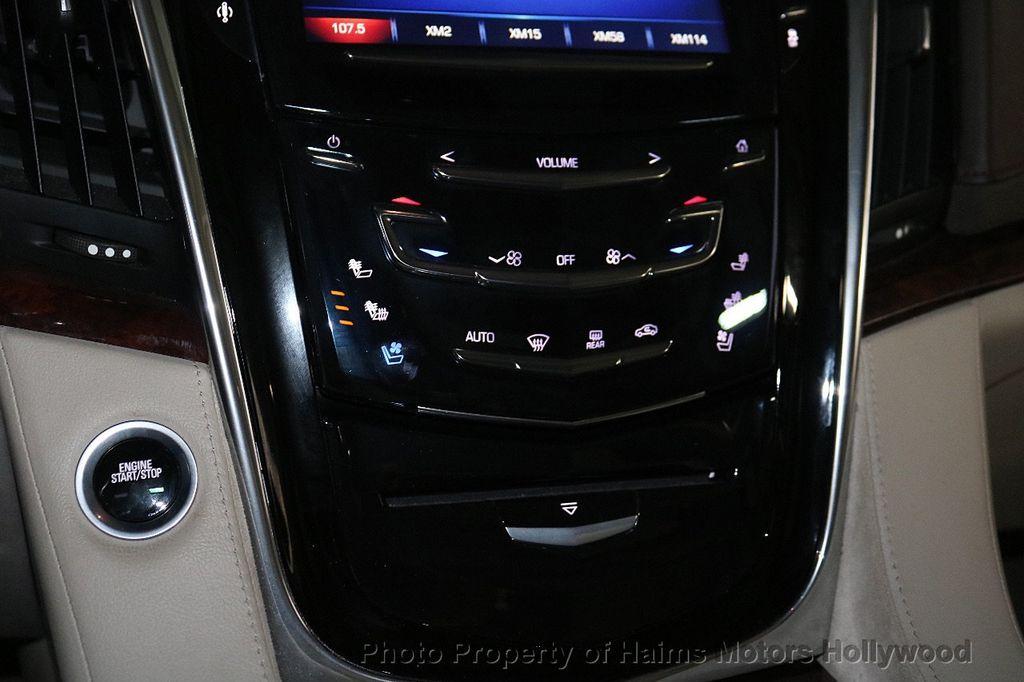2015 Cadillac Escalade 2WD 4dr Luxury - 18512718 - 24