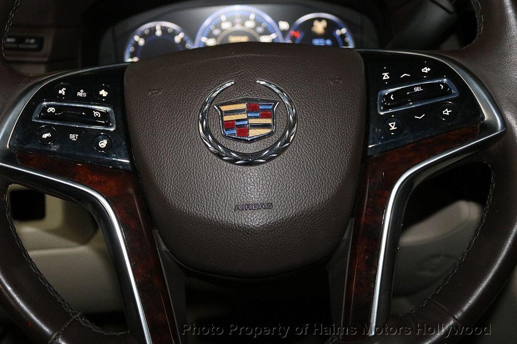 2015 Cadillac Escalade 2WD 4dr Luxury - 18512718 - 29