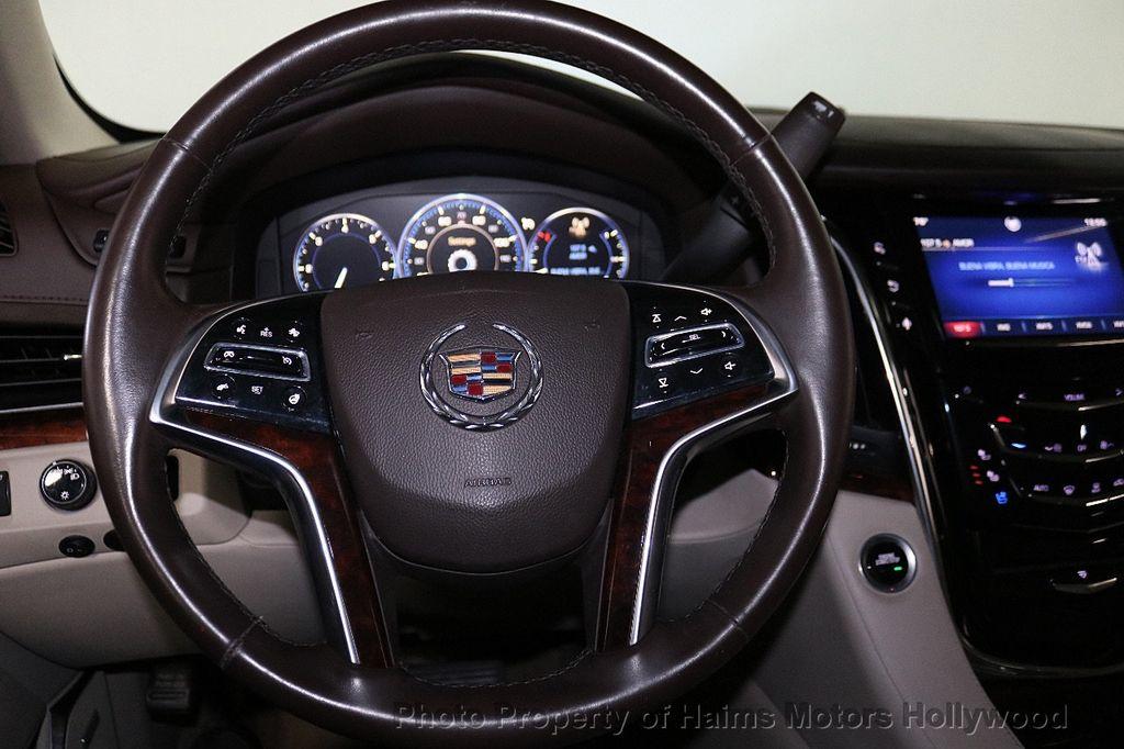 2015 Cadillac Escalade 2WD 4dr Luxury - 18512718 - 30