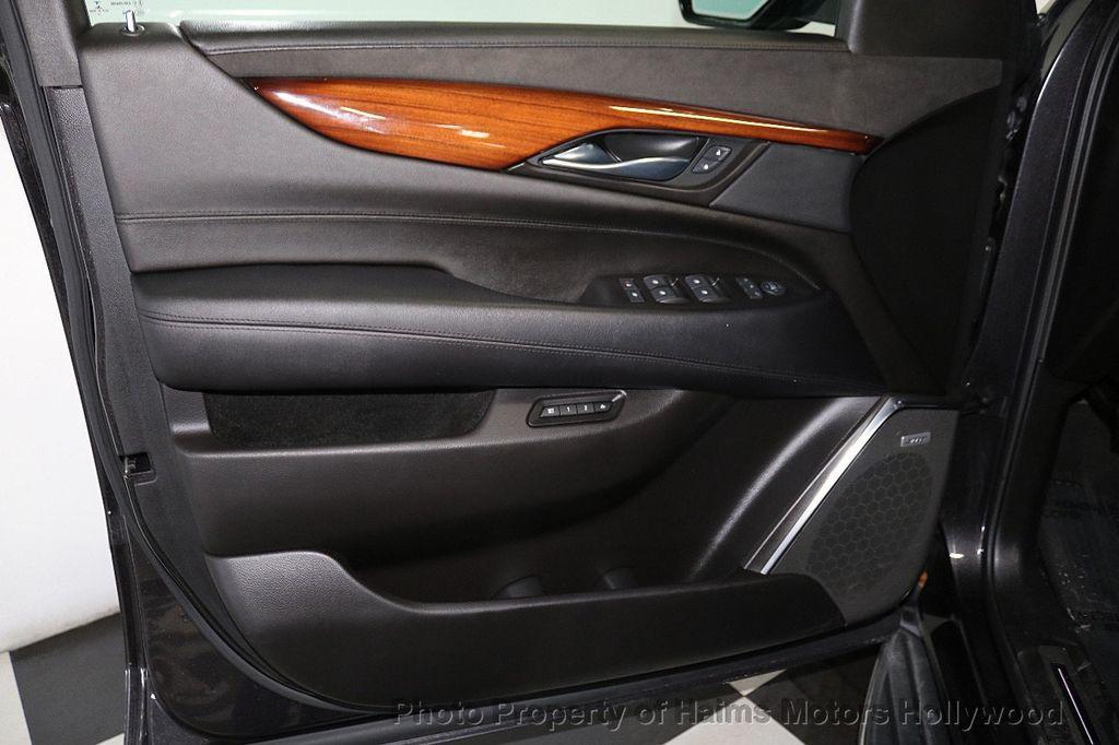 2015 Cadillac Escalade 2WD 4dr Luxury - 18699424 - 10