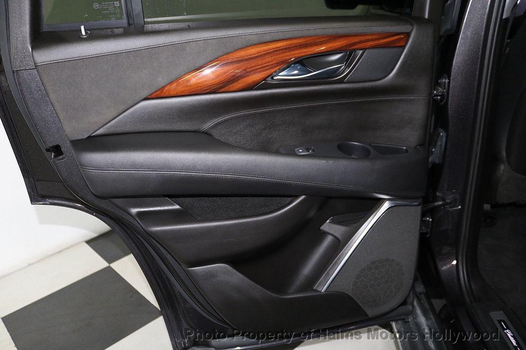 2015 Cadillac Escalade 2WD 4dr Luxury - 18699424 - 11