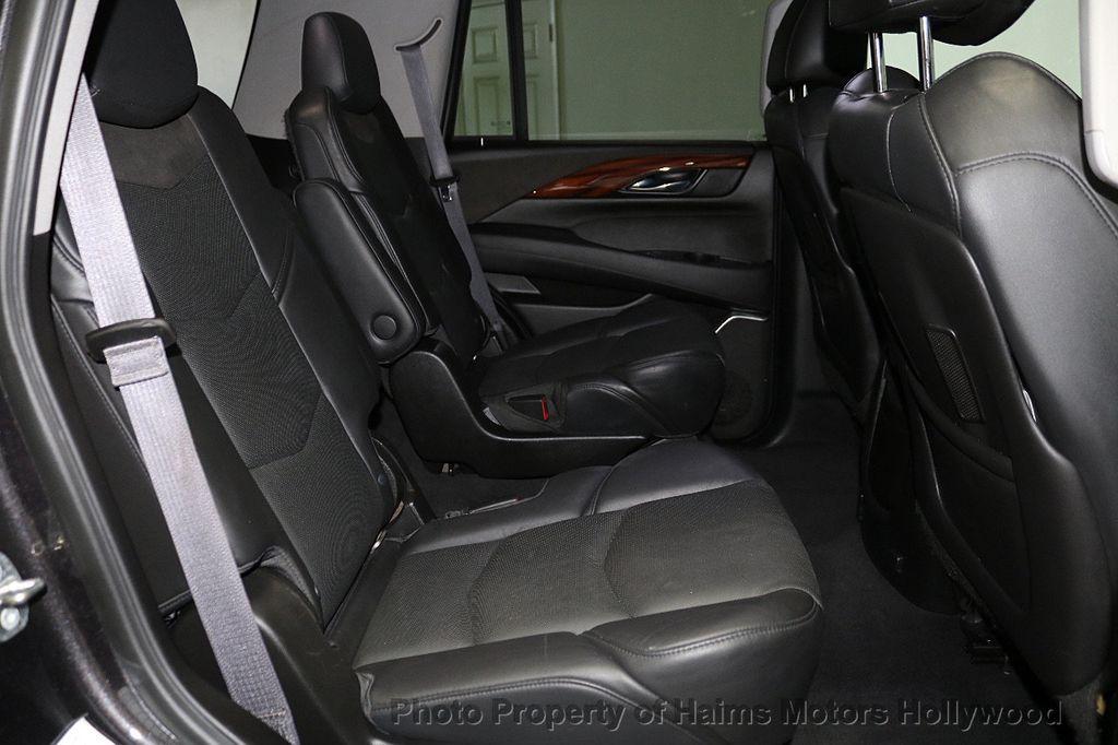 2015 Cadillac Escalade 2WD 4dr Luxury - 18699424 - 15