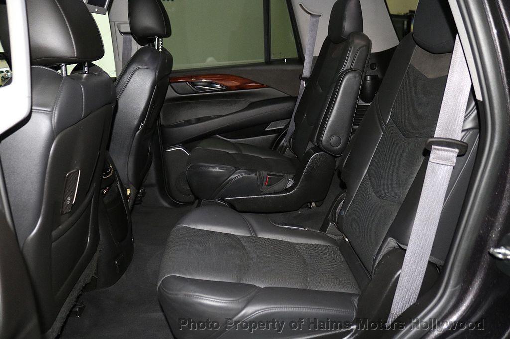 2015 Cadillac Escalade 2WD 4dr Luxury - 18699424 - 18