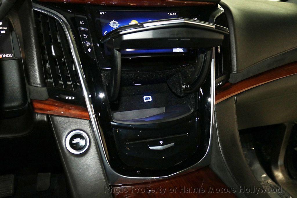 2015 Cadillac Escalade 2WD 4dr Luxury - 18699424 - 25