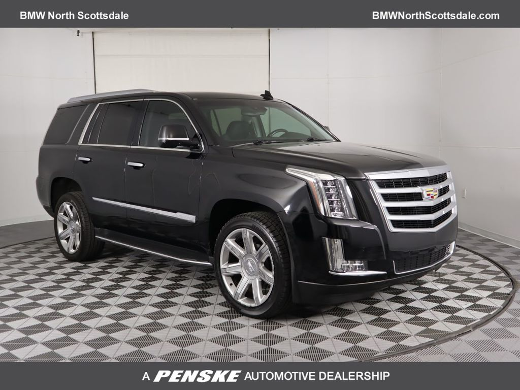 2015 Used Cadillac Escalade 2WD 4dr Luxury at Scottsdale Aston Martin  Serving Phoenix, Tucson, Las Vegas, AZ, IID 19217107