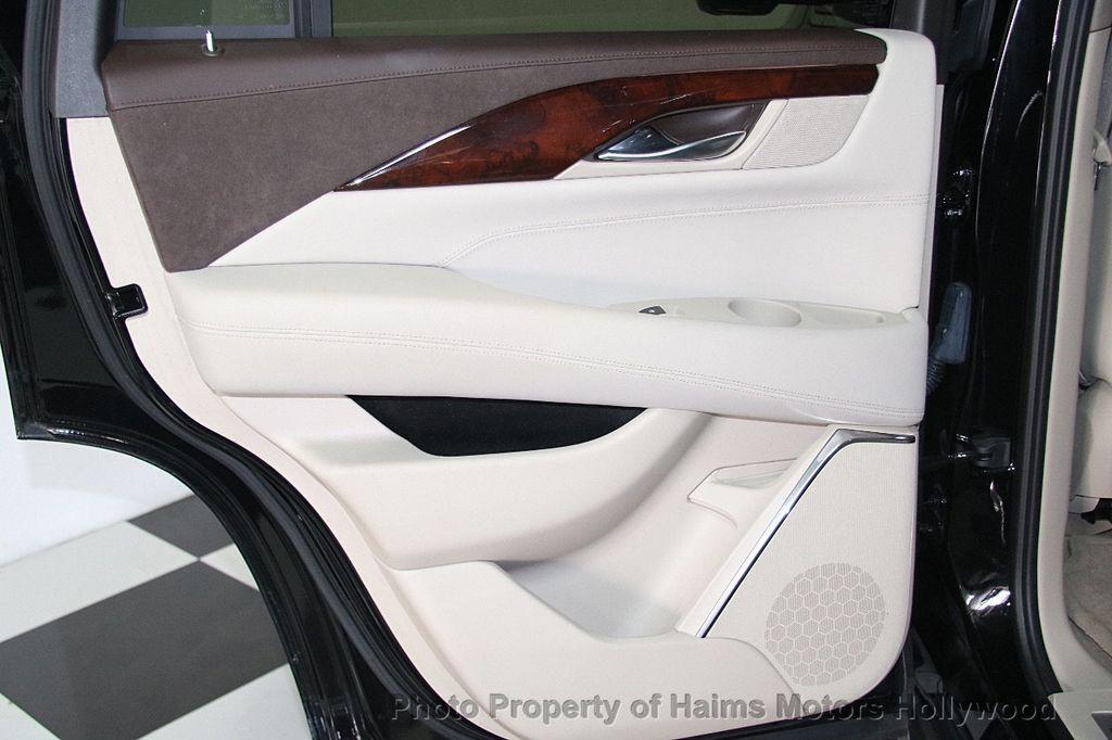2015 Cadillac Escalade 4WD 4dr Luxury - 17327967 - 11