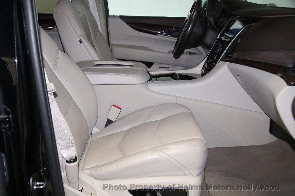 2015 Cadillac Escalade 4WD 4dr Luxury - 17327967 - 14