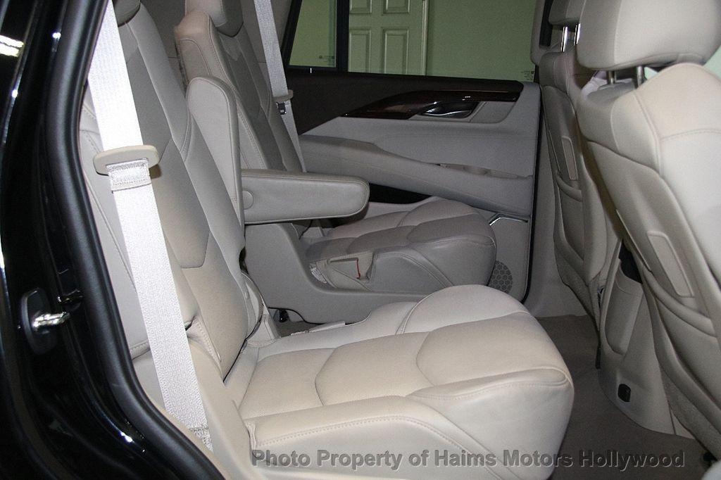 2015 Cadillac Escalade 4WD 4dr Luxury - 17327967 - 15