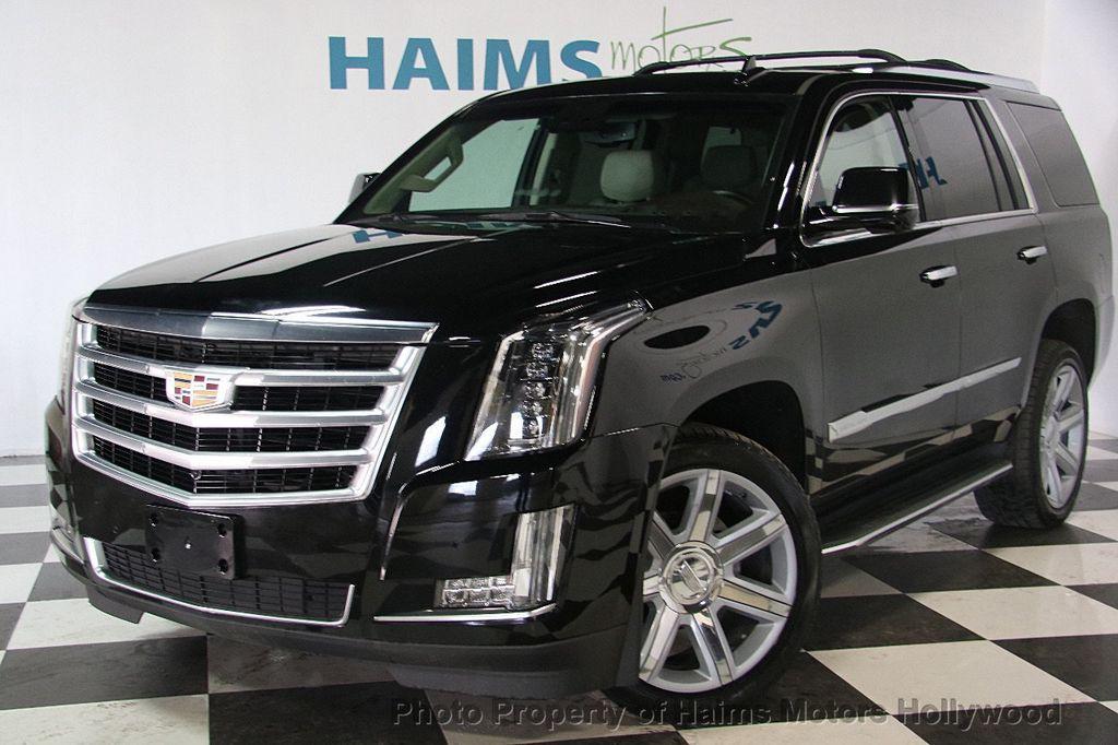 2015 Cadillac Escalade 4WD 4dr Luxury - 17327967 - 1