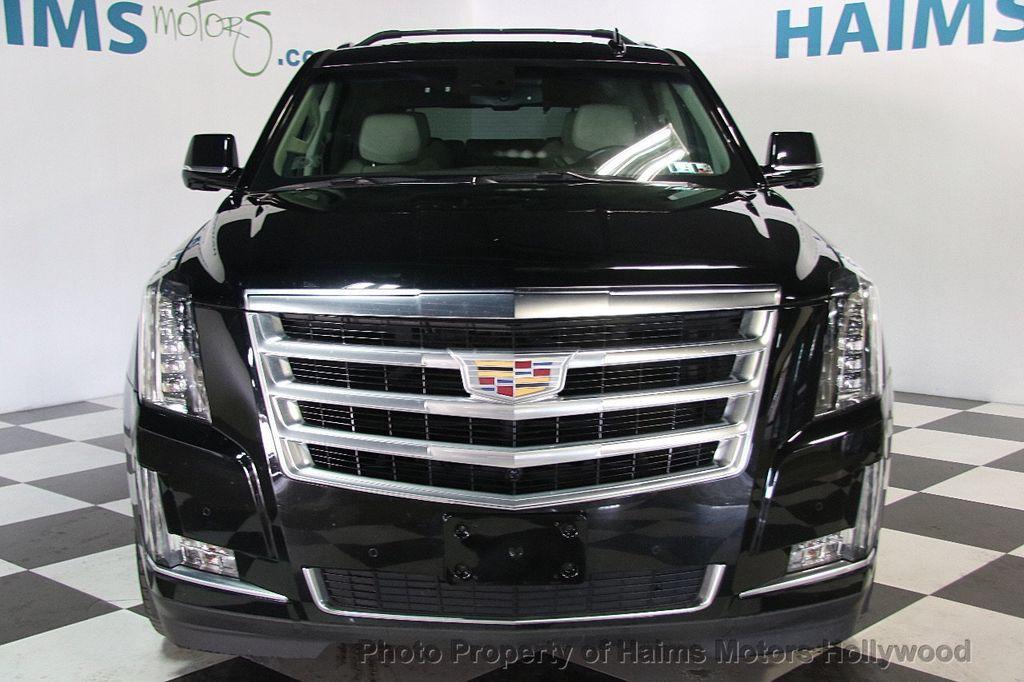 2015 Cadillac Escalade 4WD 4dr Luxury - 17327967 - 2