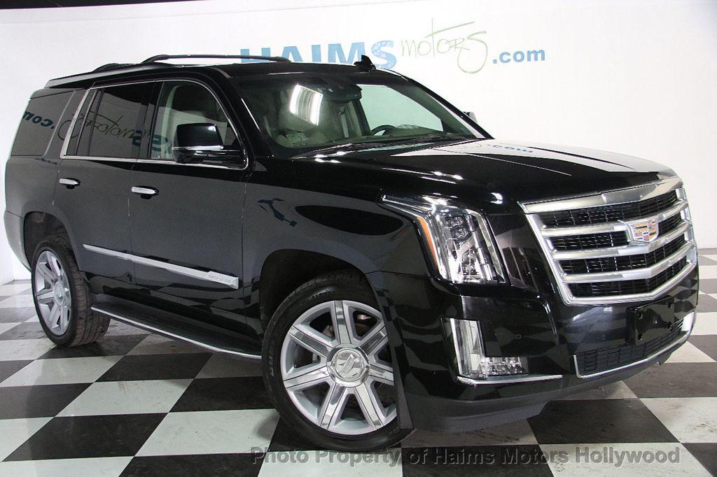 2015 Cadillac Escalade 4WD 4dr Luxury - 17327967 - 3