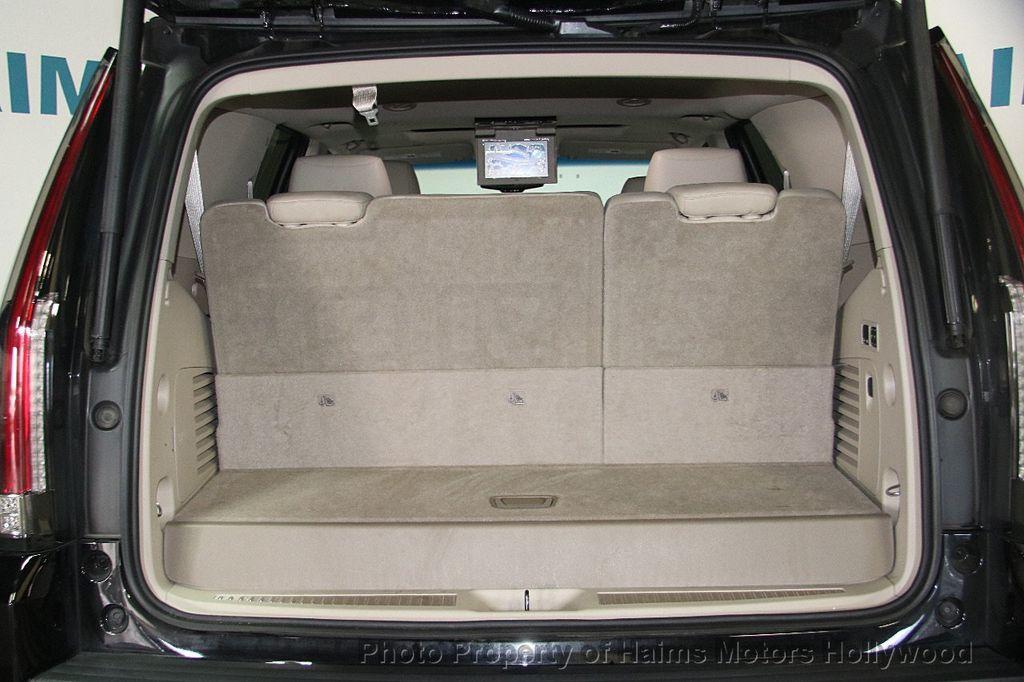 2015 Cadillac Escalade 4WD 4dr Luxury - 17327967 - 7