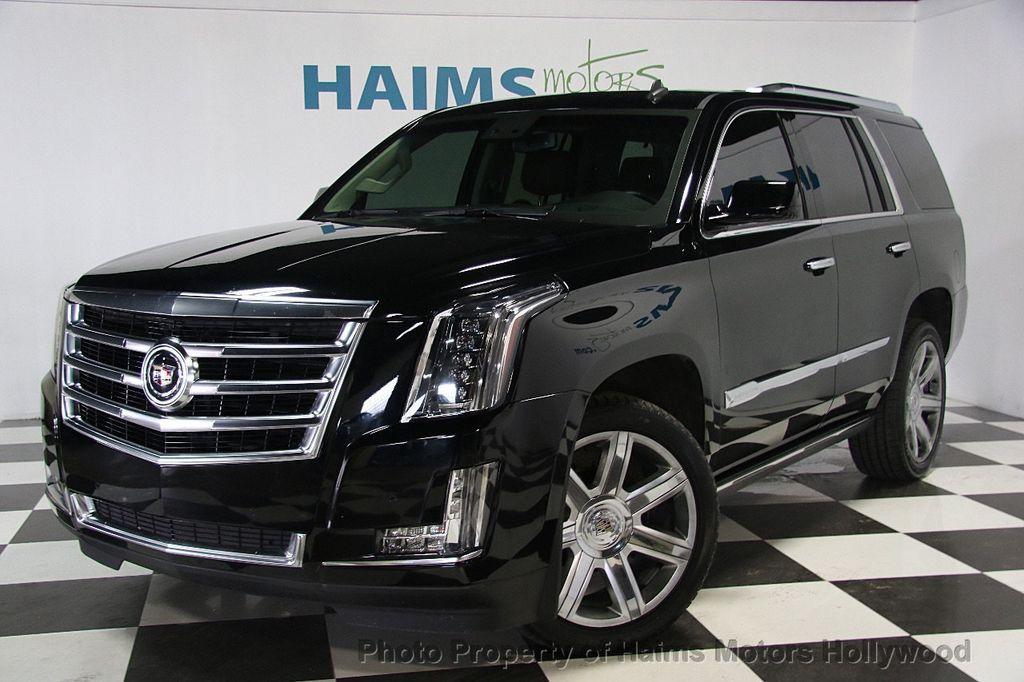 2015 Used Cadillac Escalade 4WD 4dr Premium at Haims ...