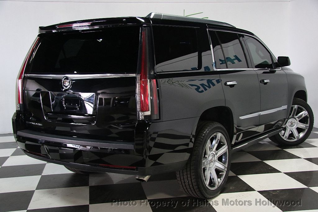 2015 used cadillac escalade 4wd 4dr premium at haims. Black Bedroom Furniture Sets. Home Design Ideas