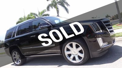 Used Cadillac Escalade For Sale >> Used Cadillac Escalade At Peterson Motorcars Serving West