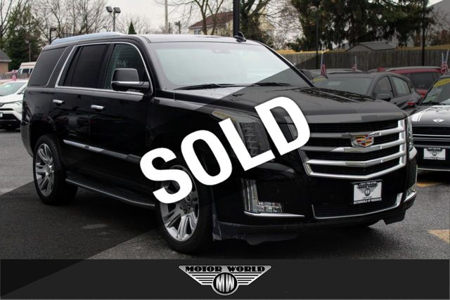 2015 Used Cadillac Escalade LUXURY EDITION W/NAV * REMOTE ...