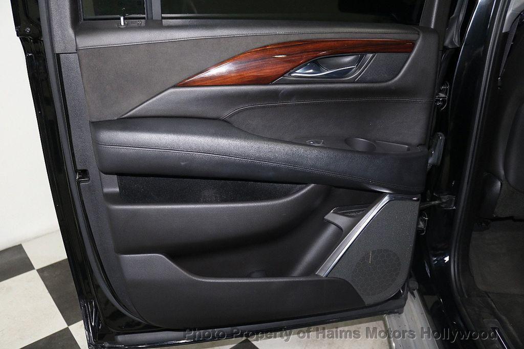 2015 Cadillac Escalade ESV 2WD 4dr Luxury - 18626184 - 11