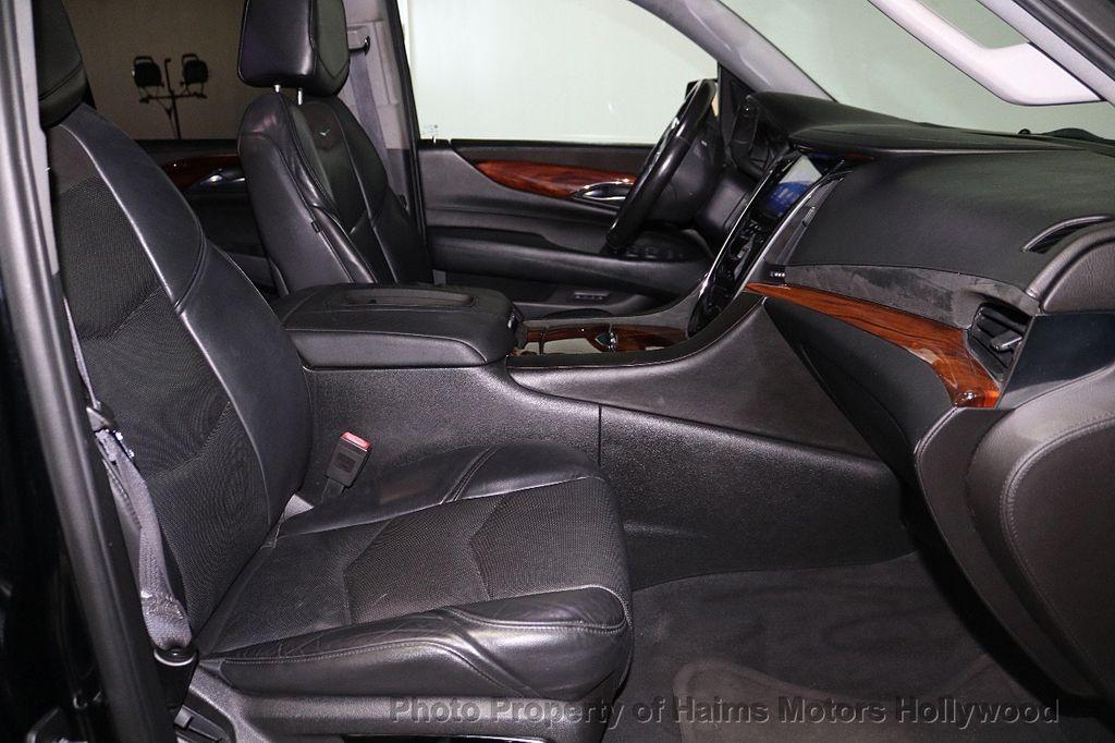 2015 Cadillac Escalade ESV 2WD 4dr Luxury - 18626184 - 14
