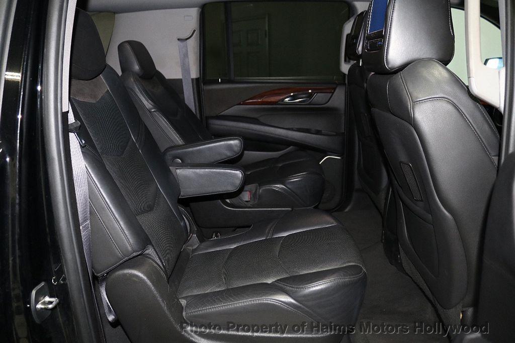2015 Cadillac Escalade ESV 2WD 4dr Luxury - 18626184 - 15