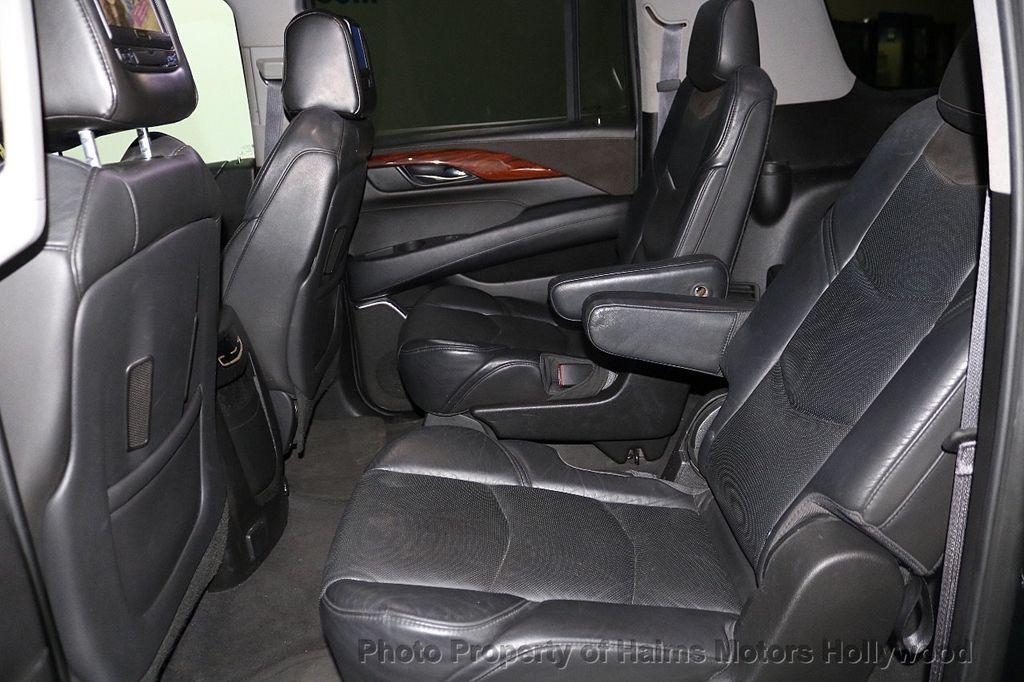 2015 Cadillac Escalade ESV 2WD 4dr Luxury - 18626184 - 18