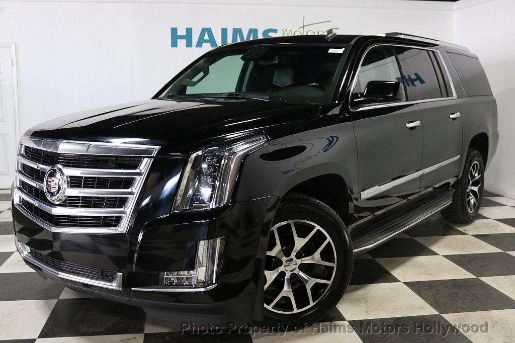 2015 Cadillac Escalade ESV 2WD 4dr Luxury - 18626184 - 1