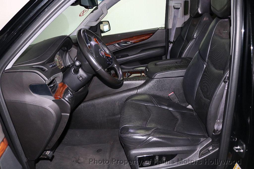 2015 Cadillac Escalade ESV 2WD 4dr Luxury - 18626184 - 21