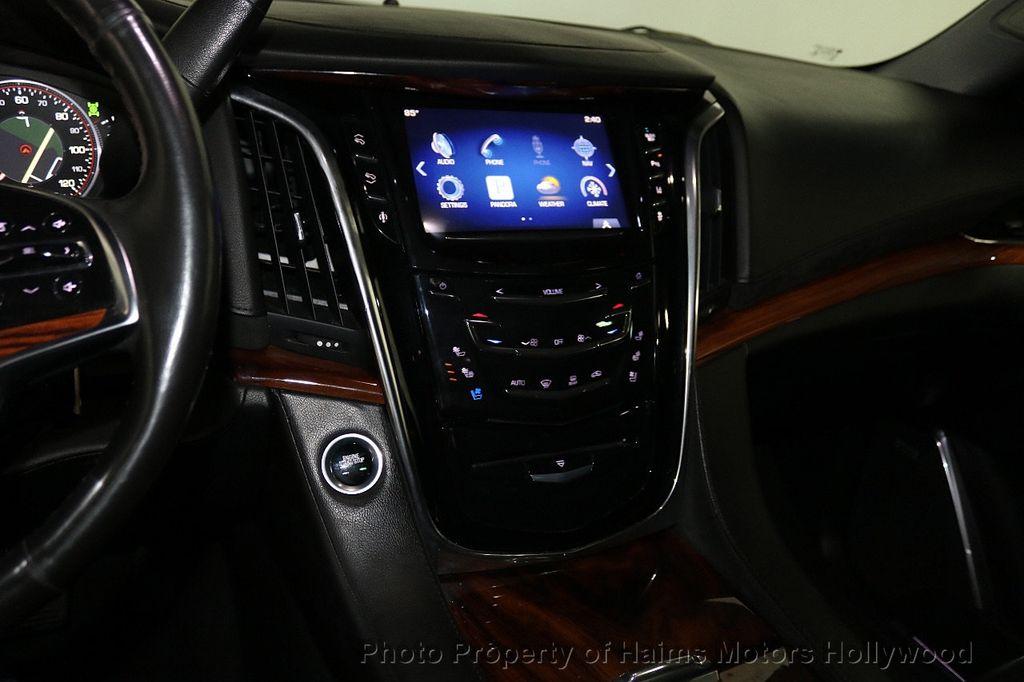 2015 Cadillac Escalade ESV 2WD 4dr Luxury - 18626184 - 24