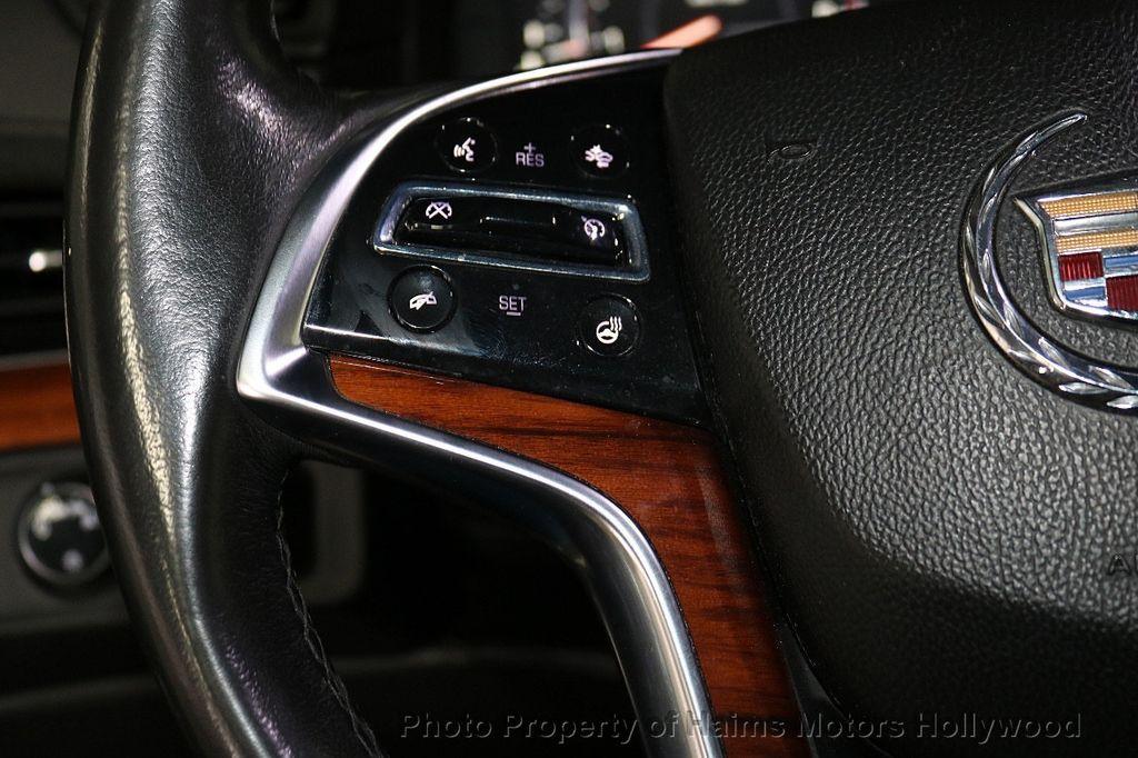 2015 Cadillac Escalade ESV 2WD 4dr Luxury - 18626184 - 27