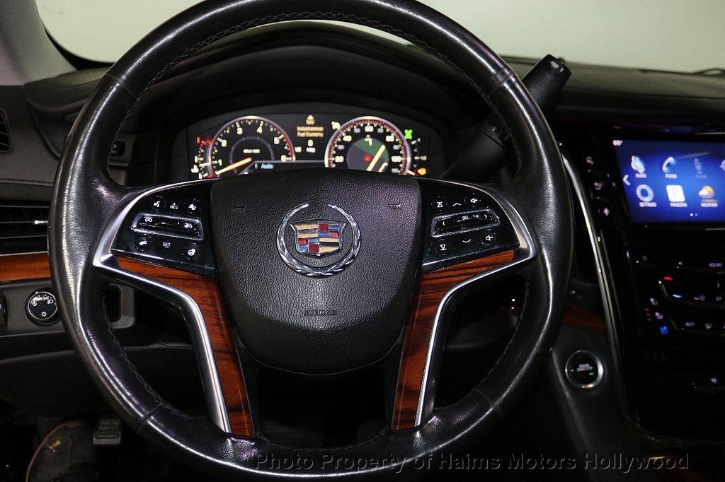 2015 Cadillac Escalade ESV 2WD 4dr Luxury - 18626184 - 30