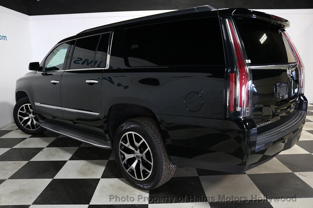2015 Cadillac Escalade ESV 2WD 4dr Luxury - 18626184 - 4
