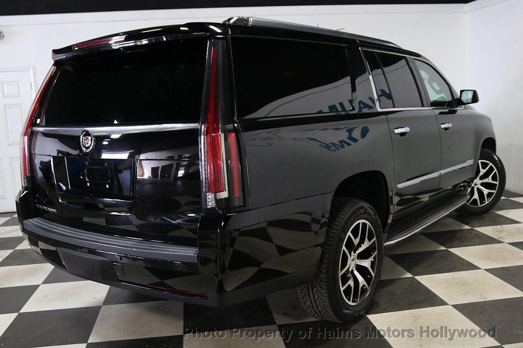 2015 Cadillac Escalade ESV 2WD 4dr Luxury - 18626184 - 6