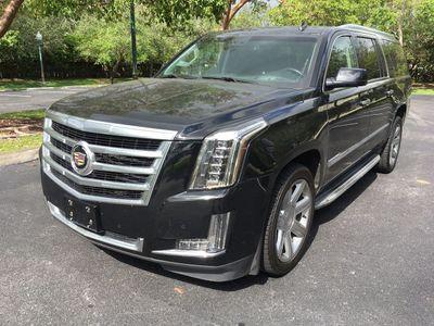 2015 Cadillac Escalade ESV 2WD 4dr Luxury SUV