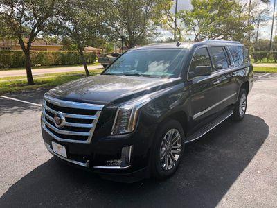 2015 Cadillac Escalade ESV 2WD 4dr Standard SUV