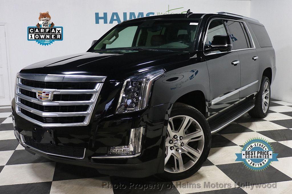 2015 Cadillac Escalade ESV 4WD 4dr Luxury - 17916128 - 0