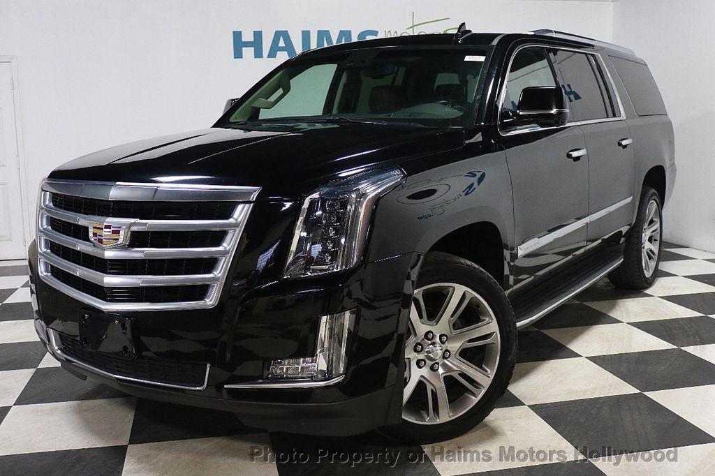 2015 Cadillac Escalade ESV 4WD 4dr Luxury - 17916128 - 1