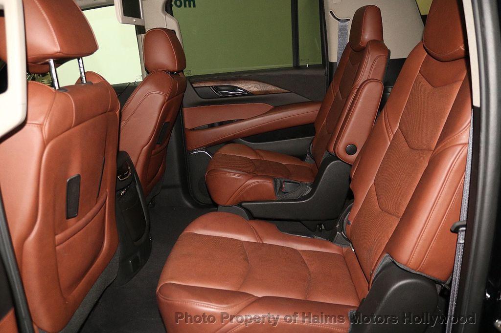 2015 Cadillac Escalade ESV 4WD 4dr Luxury - 17916128 - 19