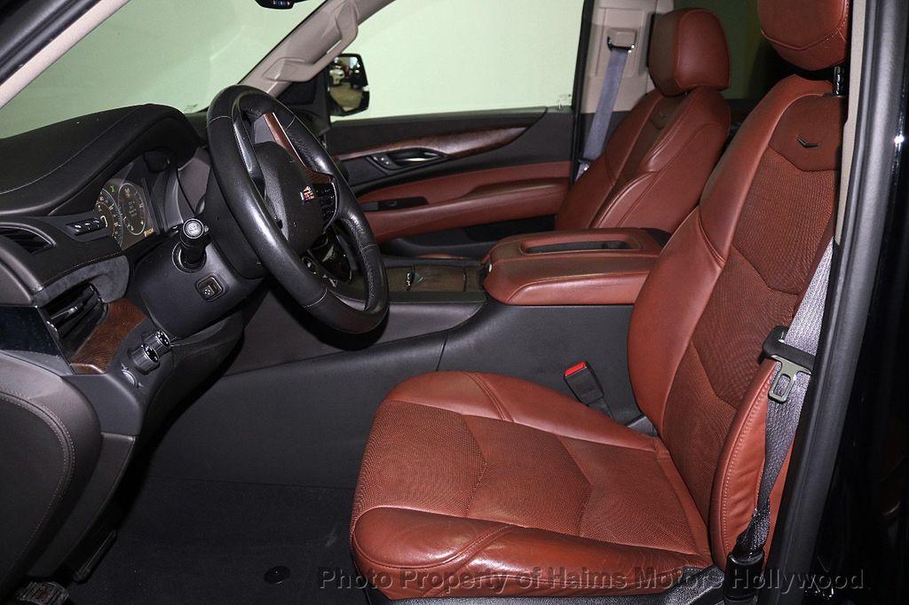 2015 Cadillac Escalade ESV 4WD 4dr Luxury - 17916128 - 21