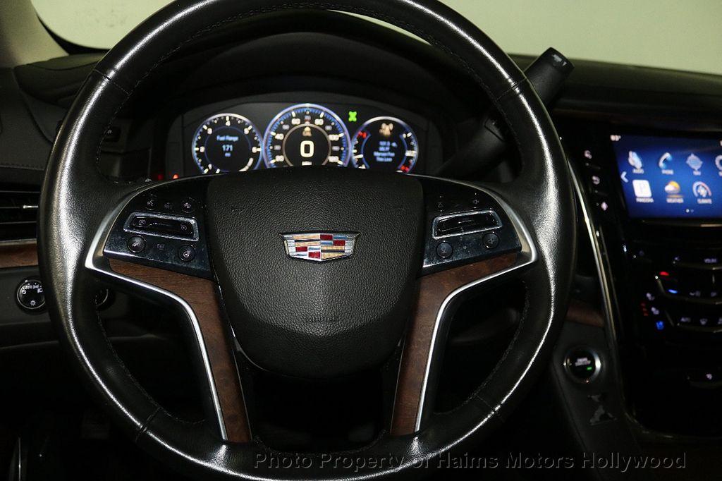 2015 Cadillac Escalade ESV 4WD 4dr Luxury - 17916128 - 34