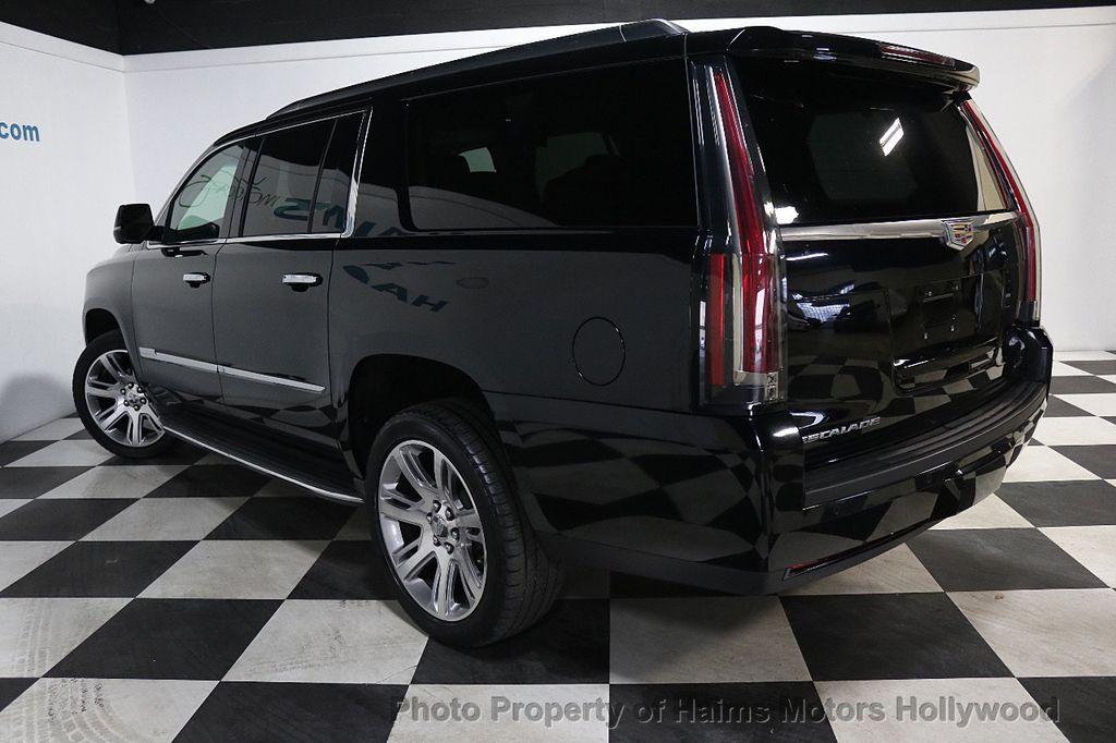 2015 Cadillac Escalade ESV 4WD 4dr Luxury - 17916128 - 4