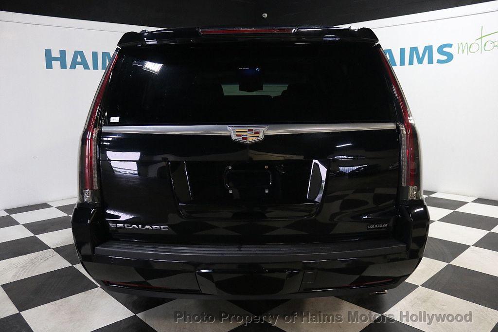 2015 Cadillac Escalade ESV 4WD 4dr Luxury - 17916128 - 5