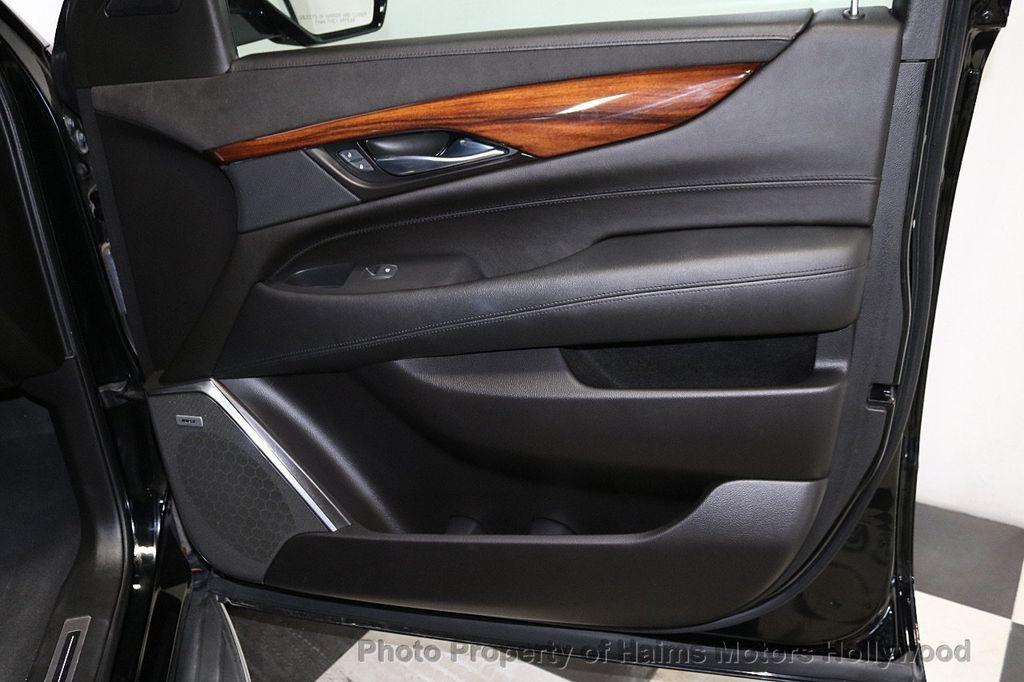 2015 Cadillac Escalade ESV 4WD 4dr Premium - 18355031 - 14