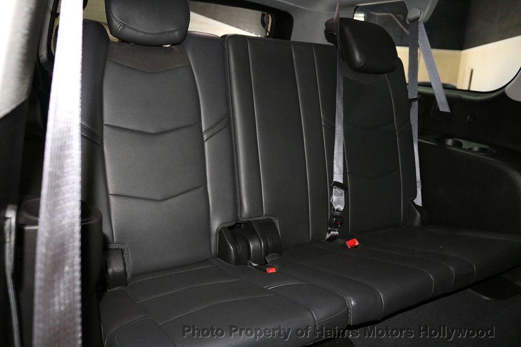 2015 Cadillac Escalade ESV 4WD 4dr Premium - 18355031 - 17