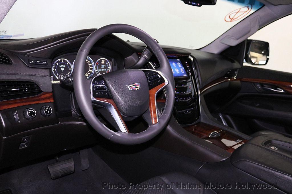2015 Cadillac Escalade ESV 4WD 4dr Premium - 18355031 - 21