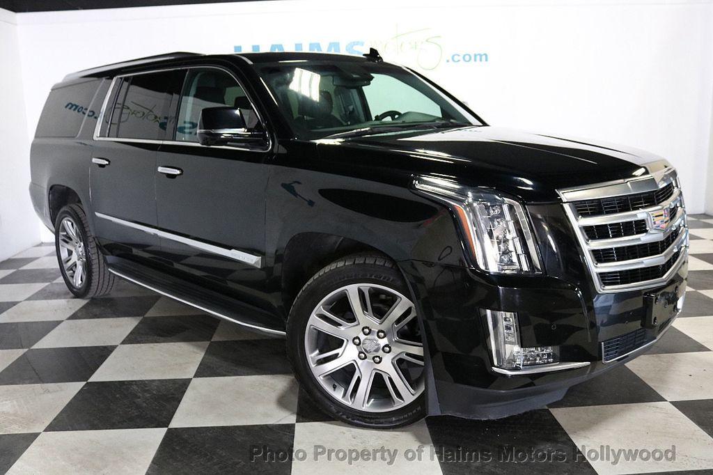 2015 Cadillac Escalade ESV 4WD 4dr Premium - 18355031 - 3