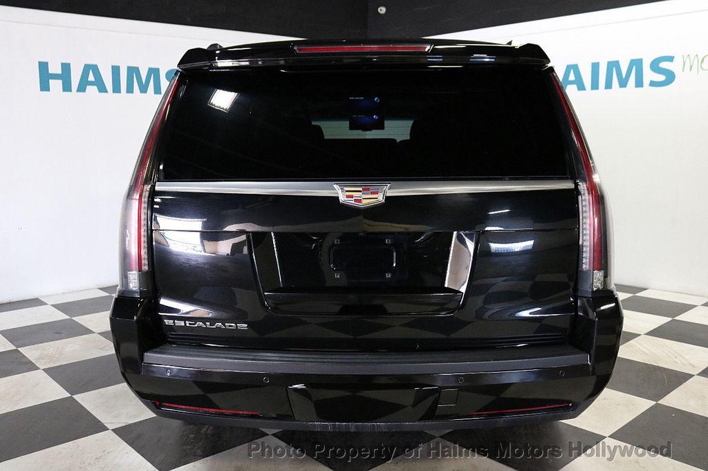2015 Cadillac Escalade ESV 4WD 4dr Premium - 18355031 - 5