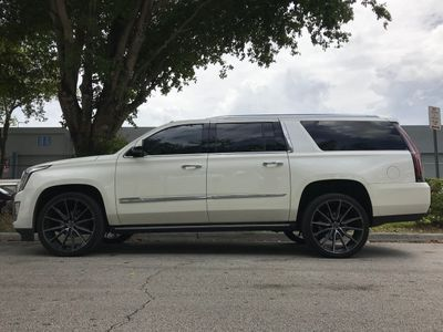 2015 Cadillac Escalade ESV 4WD 4dr Premium - Click to see full-size photo viewer