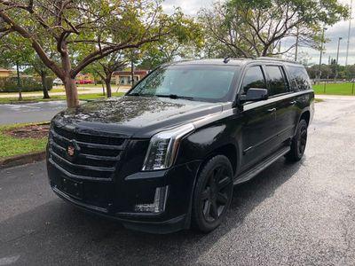 2015 Cadillac Escalade ESV 4WD 4dr Standard SUV