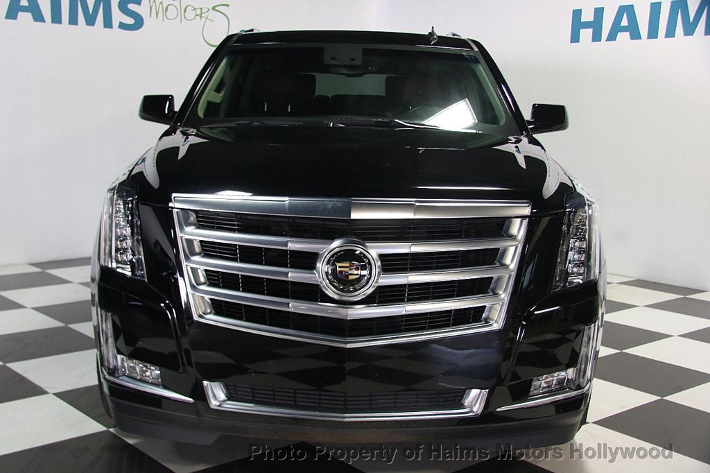 2015 Used Cadillac Escalade ESV Premium at Haims Motors Serving Fort Lauderdale, Hollywood ...