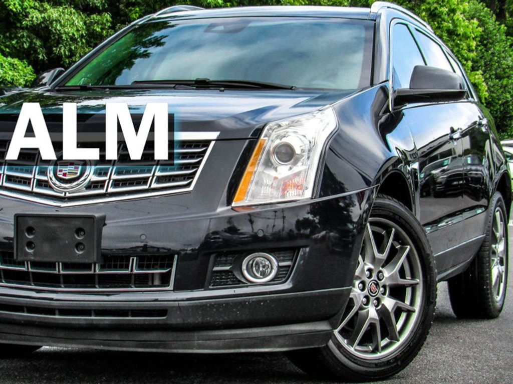 2015 Cadillac SRX AWD 4dr Performance Collection - 17686090