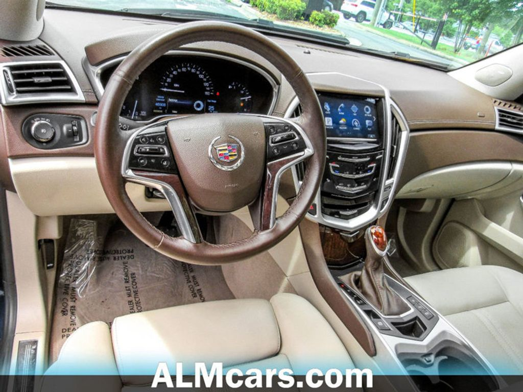 2015 Cadillac SRX AWD 4dr Performance Collection - 17686090 - 11